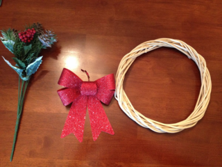 Materials for Wreath