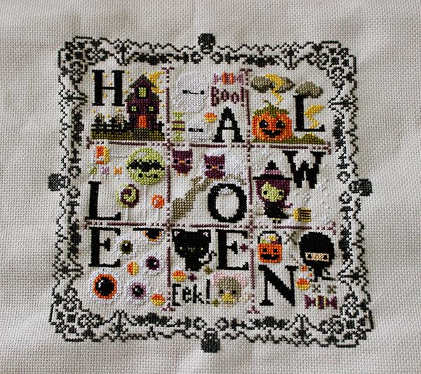 Halloweensampler