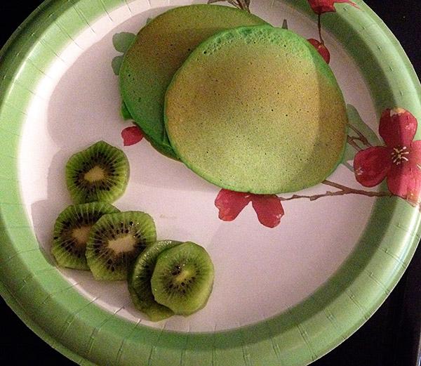 Greenpancakes