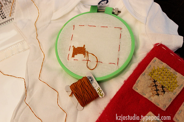 Step1crossstitchtutorial