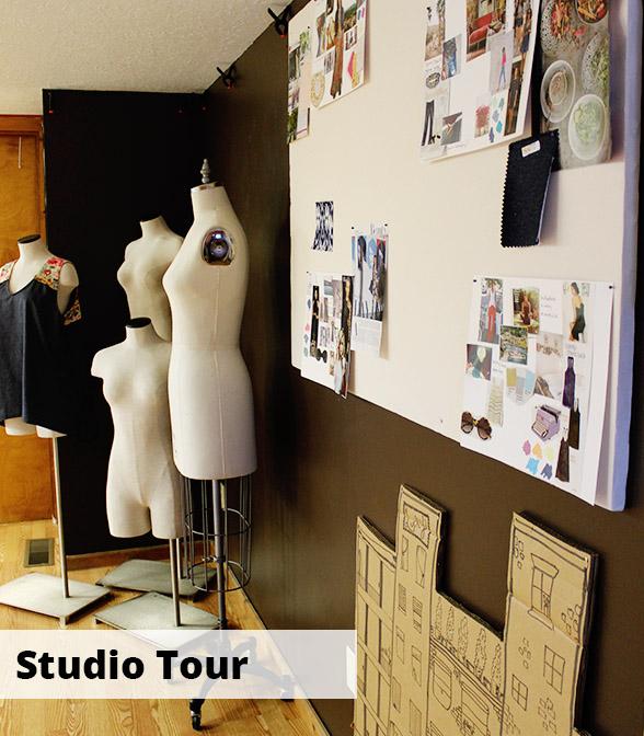 Studio tour
